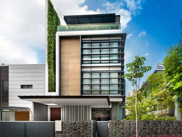 Singapore Residential Property Architect L 594x446