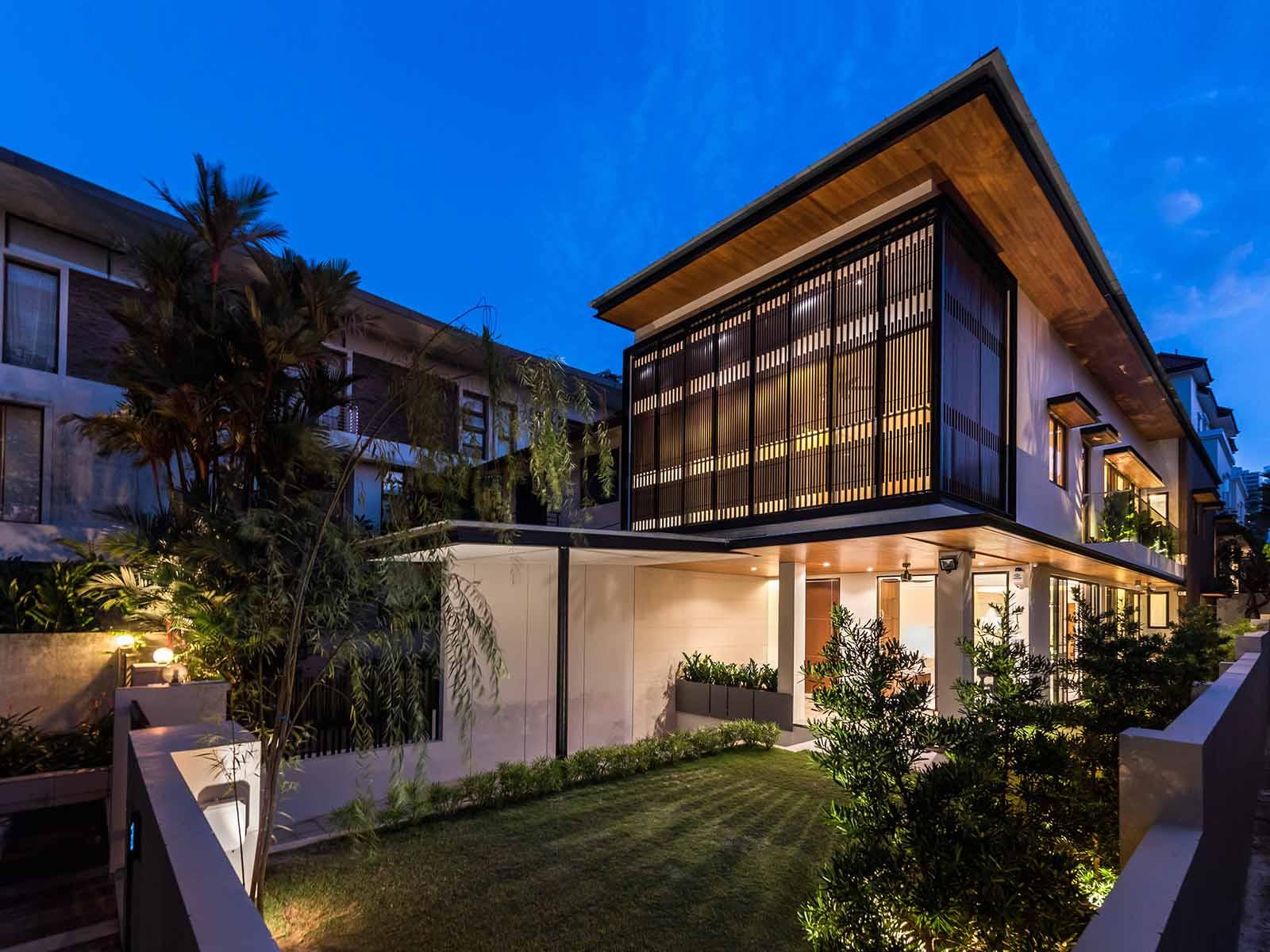 Singapore Landed Property Architect L